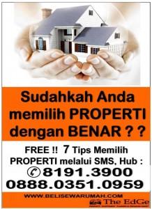 Jual Rumah Bukit Palma Citraland Surabaya
