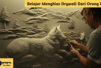 Belajar Menghias Drywall Dari Orang Ini - BeliSewaRumah