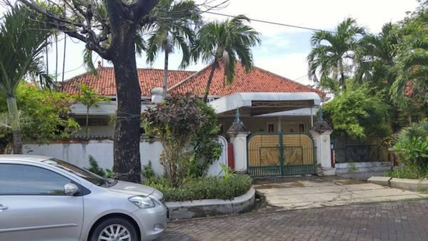 Jual Rumah Kamboja Surabaya - BeliSewaRumah - Tampak Depan
