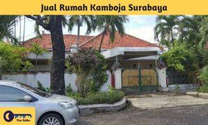 Jual Rumah Kamboja Surabaya - BeliSewaRumah