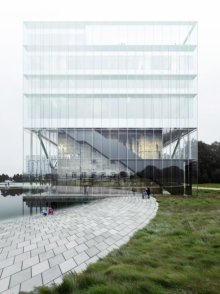 Desain Kantor Situs Warisan Dunia UNESCO di Laut Wadden - 3 - ArchDaily - BeliSewaRumah
