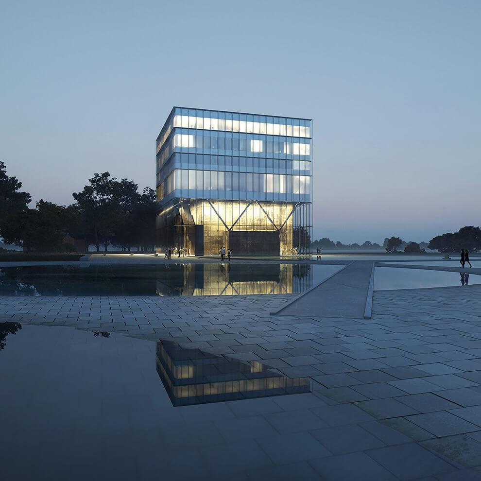 Desain Kantor Situs Warisan Dunia UNESCO di Laut Wadden - 4 - ArchDaily - BeliSewaRumah