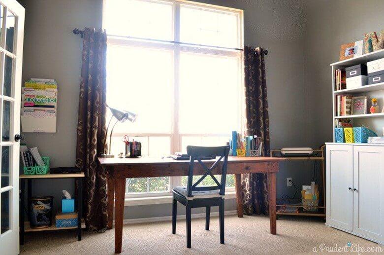 Pemandangan Luar Rumah - 7 Ide Ruang Kerja Produktif di Rumah - BeliSewaRumah