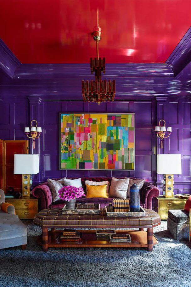 Ruang Keluarga - Mystical Grape - BeliSewaRumah