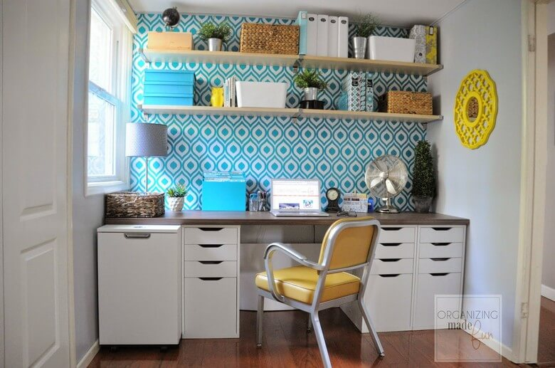 Terapi Aroma Menenangkan - 7 Ide Ruang Kerja Produktif di Rumah - BeliSewaRumah