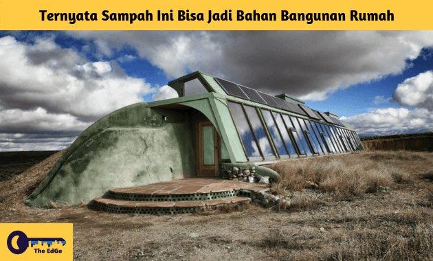 Ternyata Sampah Ini Bisa Jadi Bahan Bangunan Rumah - BeliSewaRumah
