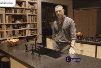 Apartemen Liev Schreiber Rapi dan Penuh Memori Menginspirasi - BeliSewaRumah