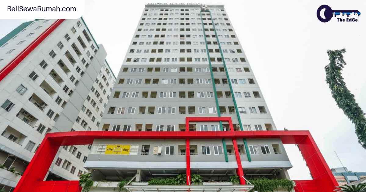 Sewa Apartemen Pavilion Permata Golden City Mall Surabaya (Free Service Charge) - BeliSewaRumah