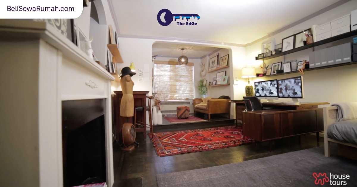 Apartemen Studio Seniman Ini Terinspirasi Dari Alam Lho - BeliSewaRumah
