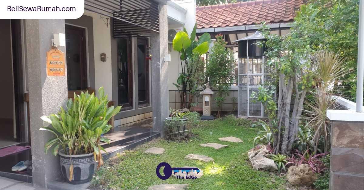 Jual Rumah Taman Gapura Citraland Surabaya - BeliSewaRumah