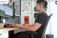 Temukan Inspirasi Desain Dari Tur Ruang Kerja Desainer Ini - BeliSewaRumah