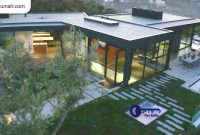 Inspirasi Dari Rumah Kotak Dengan 130 Pohon di Beverly Hills - BeliSewaRumah
