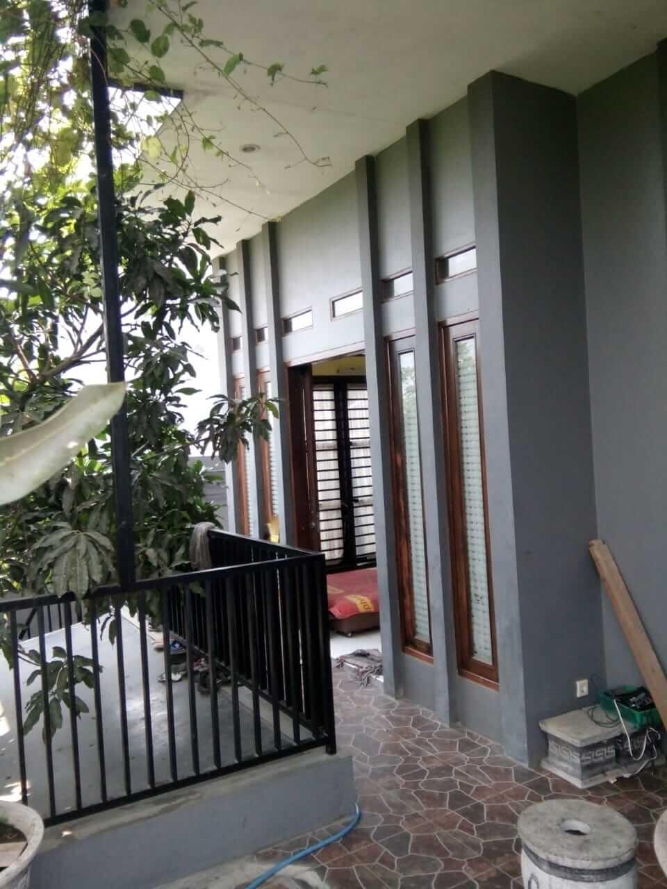 Jual Rumah Minimalis Griya Candramas Sedati Sidoarjo - BeliSewaRumah - Tampak Luar
