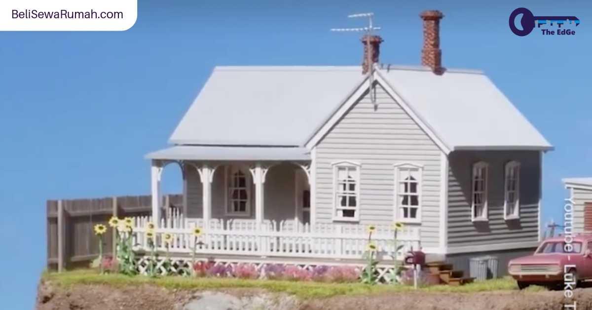 Menikmati Bagaimana Orang Ini Membangun Rumah Mini Sempurna - BeliSewaRumah