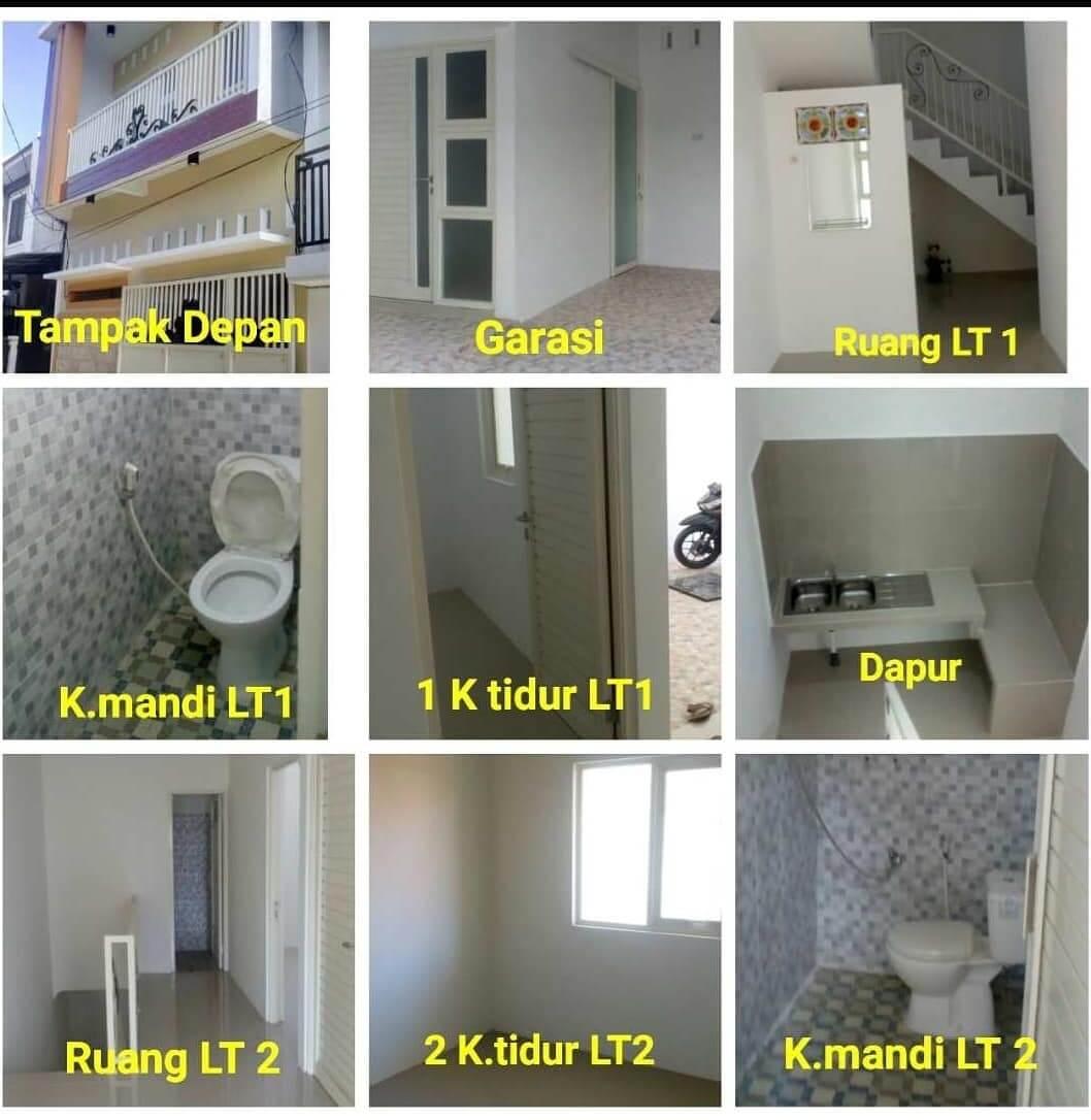 Jual Murah Rumah Baru Kalijudan Barat 3 Nomor 9 Surabaya