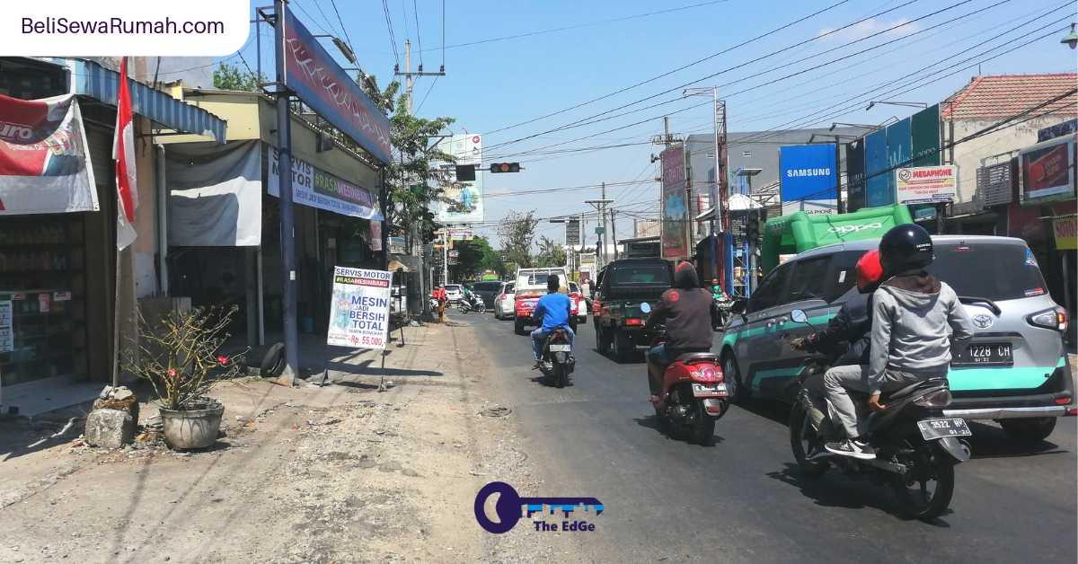 Sewa Ruko Nol Jalan Raya Bringkang Gresik - BeliSewaRumah-2
