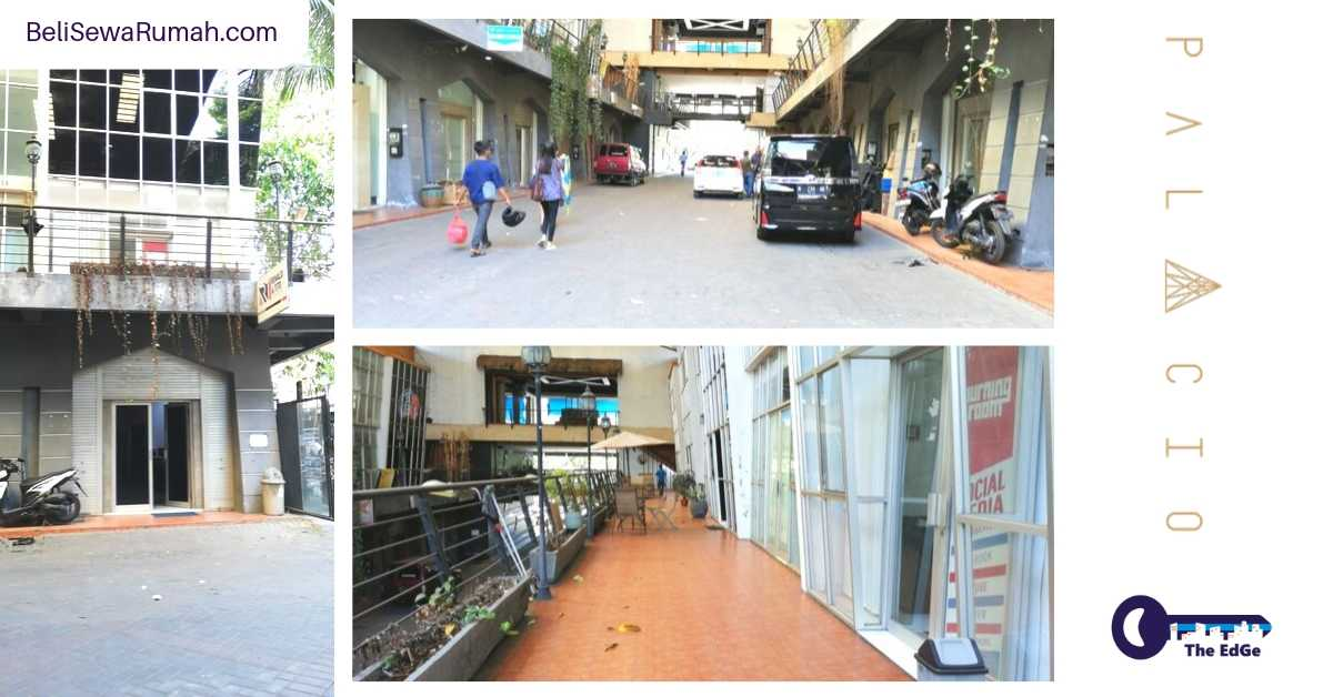 Jual Ruko Palacio 3 Lantai Surabaya - BeliSewaRumah