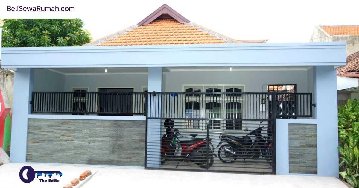 Jual Rumah Siap Huni Gubeng Kertajaya Surabaya - BeliSewaRumah