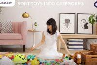 Merapikan Mainan Anak Bersama Marie Kondo - BeliSewaRumah