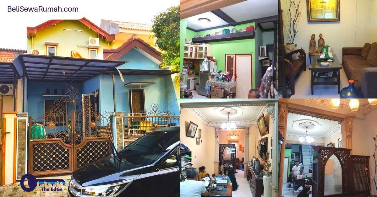 Jual Cepat Rumah Bukit Palma Citraland Surabaya Barat - BeliSewaRumah