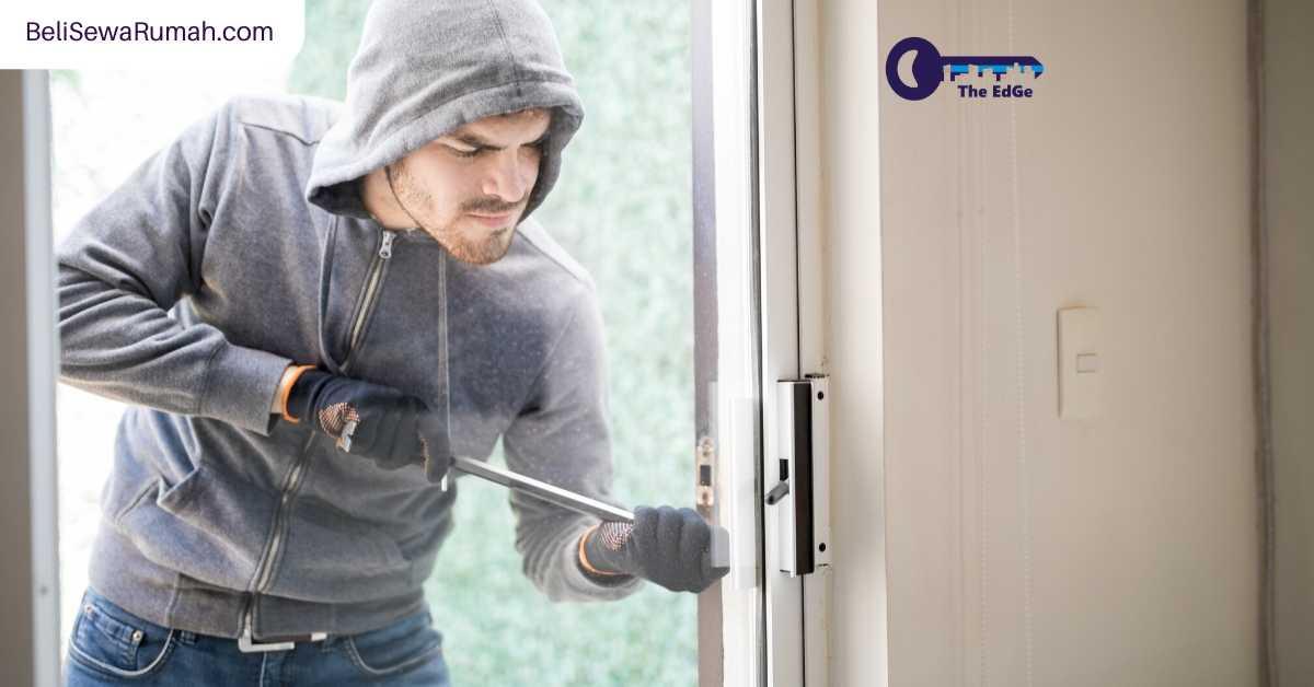 15 Tips Unik Mencegah Maling Menerobos Rumah - BeliSewaRumah