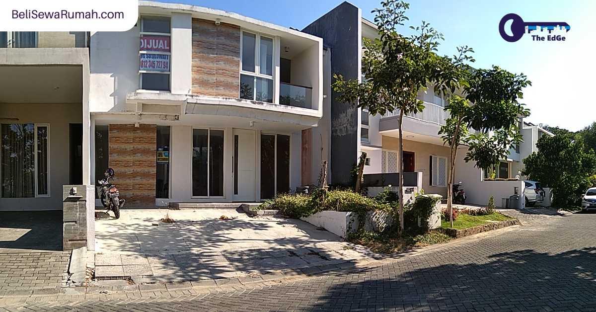 Jual Cepat Rumah Greenwood Citraland Surabaya - BeliSewaRumah