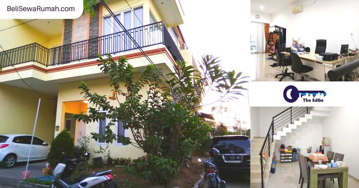 Jual Rumah Mewah Minimalis Wiyung Surabaya - BeliSewaRumah