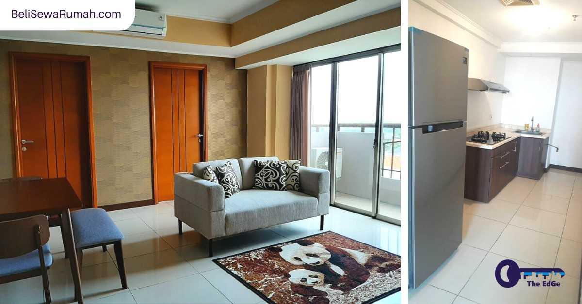 Sewa Apartemen Siap Huni Water Place Tower F - BeliSewaRumah