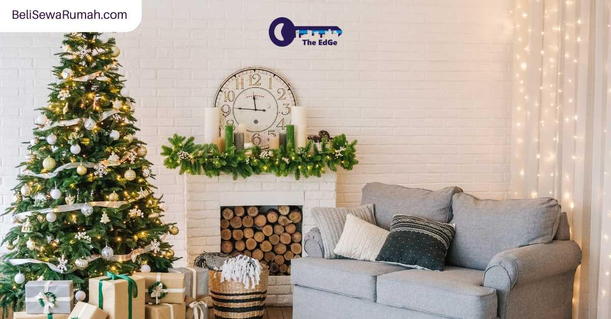 41 Ide Dekorasi Natal Seru di Rumah - BeliSewaRumah