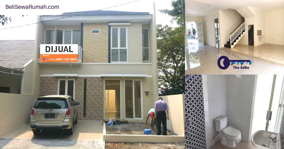 Jual Rumah Baru Bukit Palma Citraland Surabaya - BeliSewaRumah