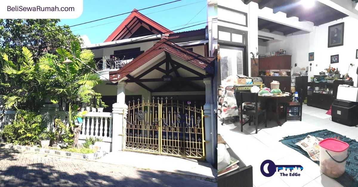 Jual Rumah Gunung Anyar Dekat MERR Surabaya - BeliSewaRumah