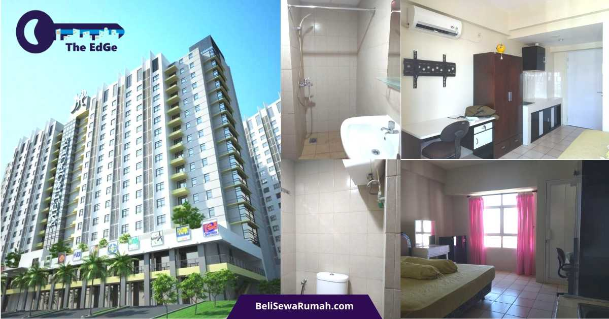 Apartemen Metropolis Siap Huni - BeliSewaRumah