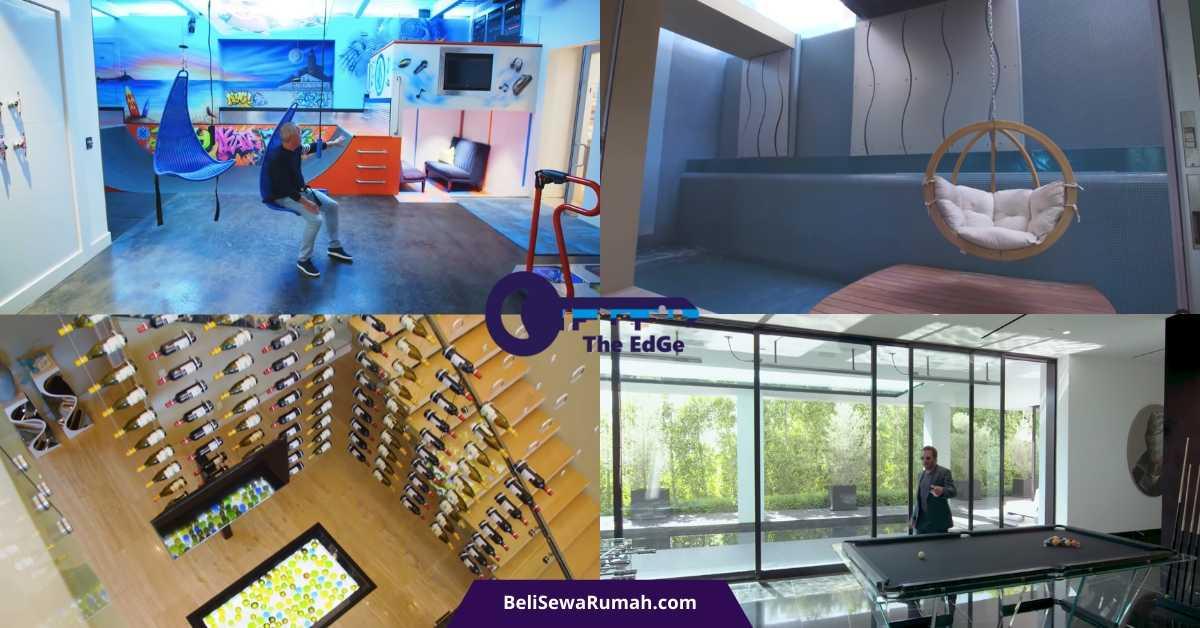 14 Ide Tempat Hiburan Seru di Rumah - BeliSewaRumah