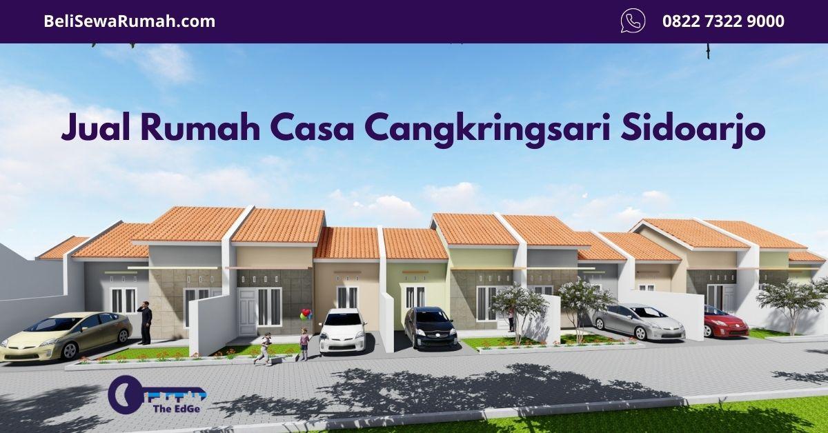 Jual Rumah Casa Cangkringsari Sidoarjo - Primary Listing - BeliSewaRumah