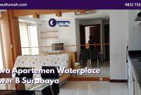Sewa Apartemen Waterplace Tower B Surabaya - BeliSewaRumah (1)