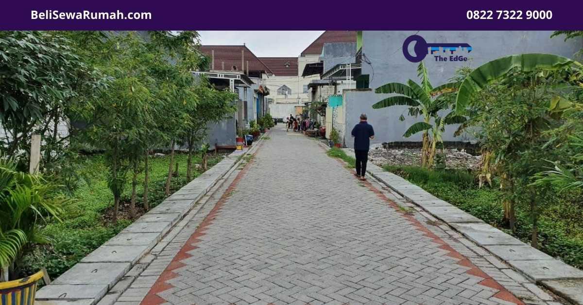 Jual Rumah Belakang RS Bhakti Dharma Husada Surabaya - BeliSewaRumah (2)