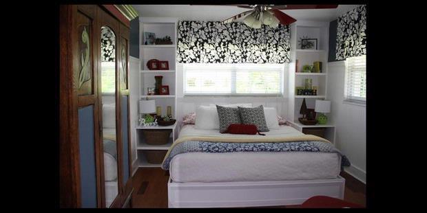 ruang tidur yang nyaman desain rumah