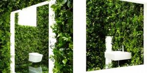 Konsep Desain 'Green' Kamar Mandi