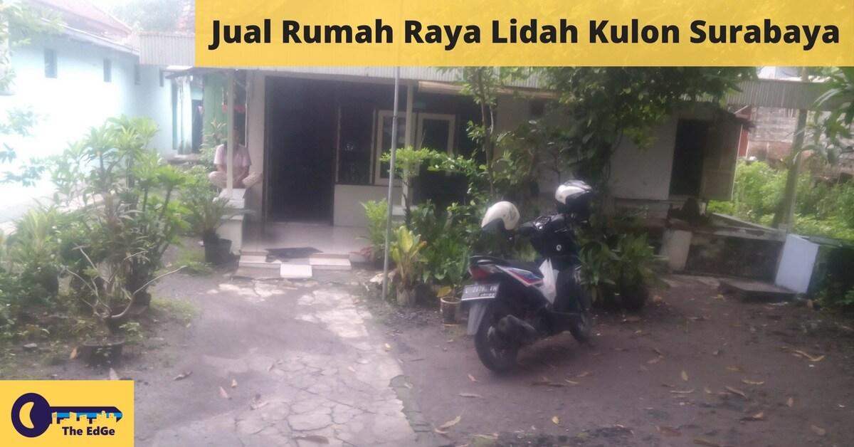Dijual Rumah Surabaya Barat The Edge