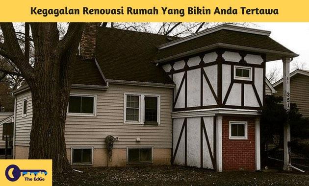 Kegagalan Renovasi Rumah Yang Bikin Anda Tertawa - BeliSewaRumah