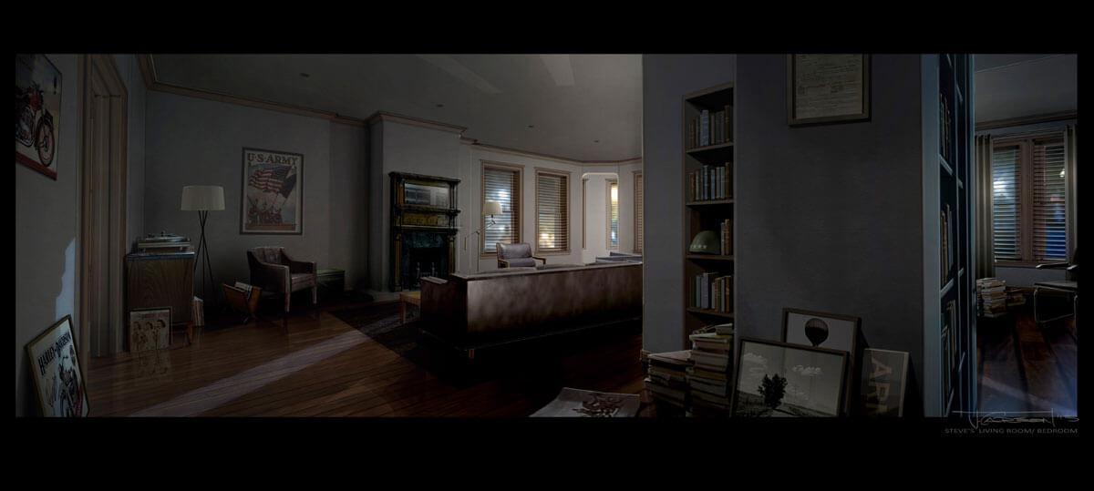 Apartemen Captain America - BeliSewaRumah