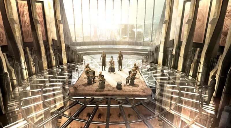 Istana Black Panther - BeliSewaRumah