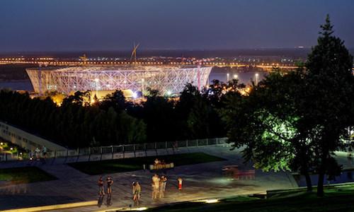 stadion volgograd-volgograd