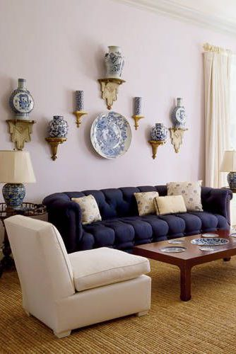 Dinding - Romantic Lavender - BeliSewaRumah