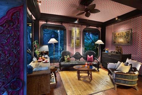 Ide Dekorasi Rumah Eksotis - Ruang Tamu - BeliSewaRumah