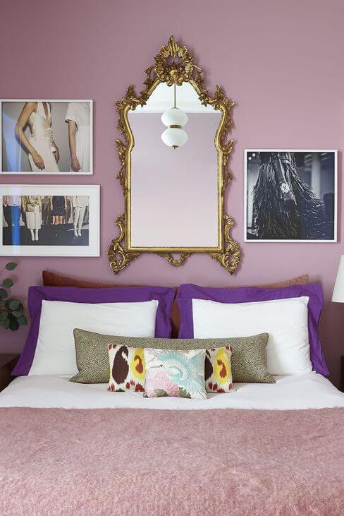 Kamar Tidur - Victorian Purple - BeliSewaRumah