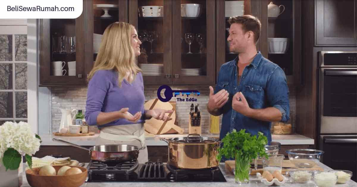 4 Kunci Merenovasi Dapur - BeliSewaRumah