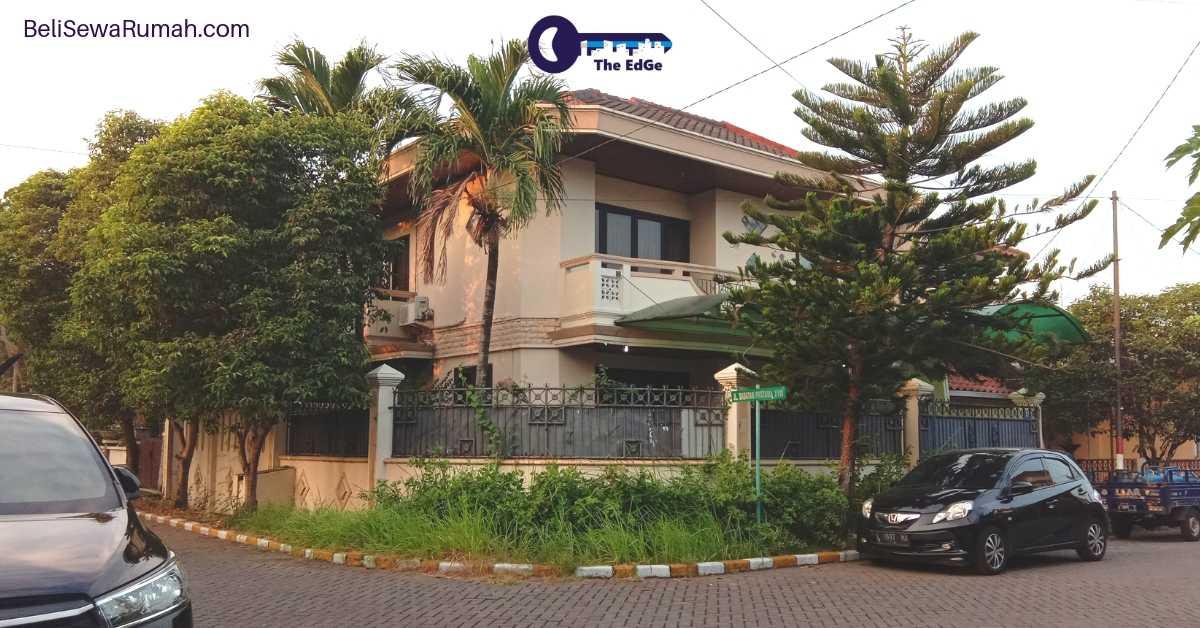 Jual Rumah Baru Babatan Pratama Surabaya - BeliSewaRumah