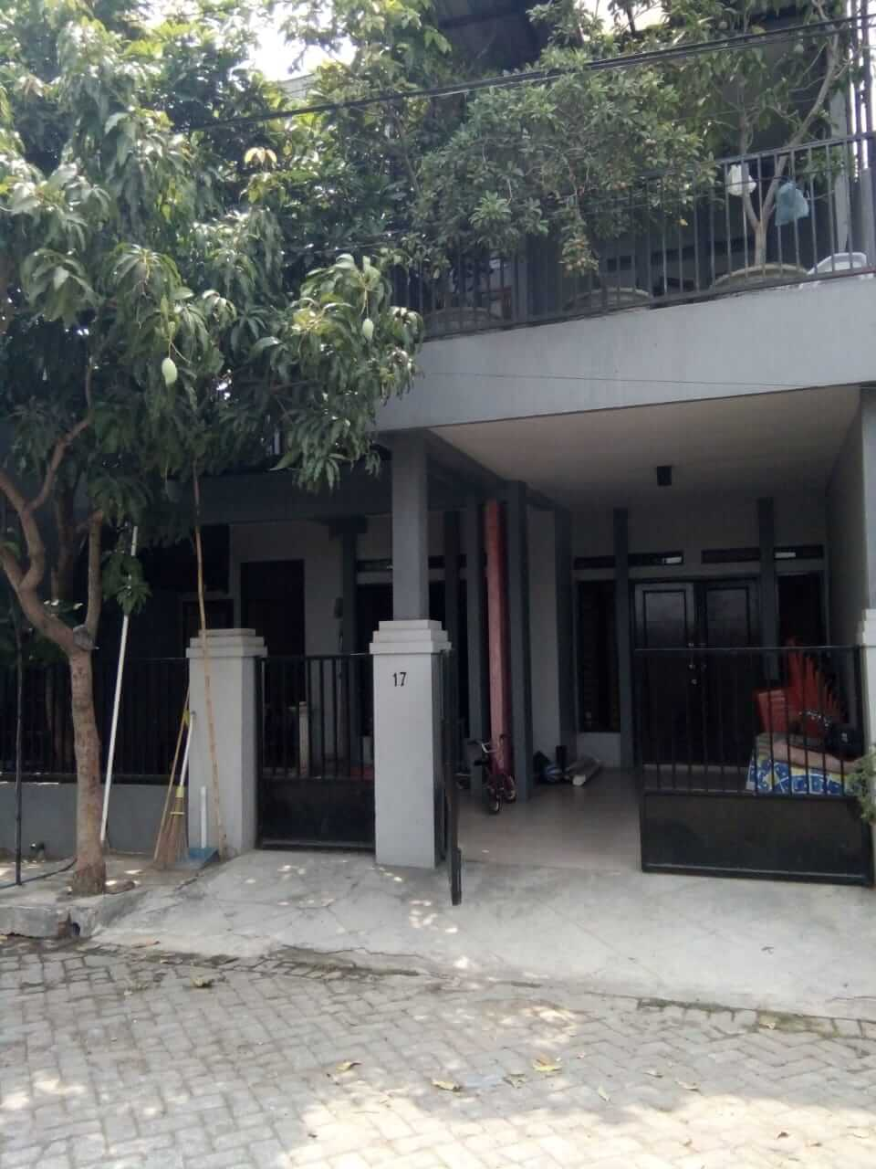 Jual Rumah Minimalis Griya Candramas Sedati Sidoarjo - BeliSewaRumah - Tampak Depan