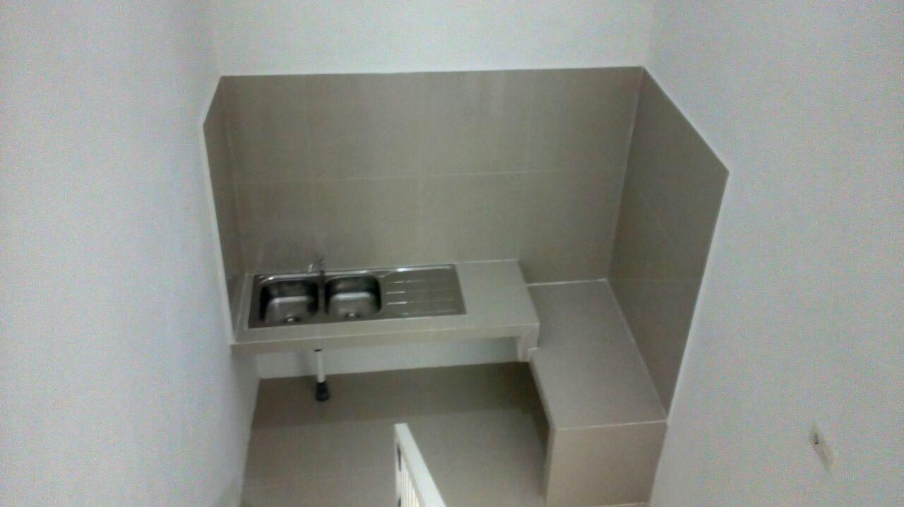 Jual Murah Rumah Baru Kalijudan Barat 3 Nomor 9 Surabaya - dapur